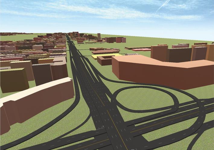 两横三纵快速路出入口改善方案-1