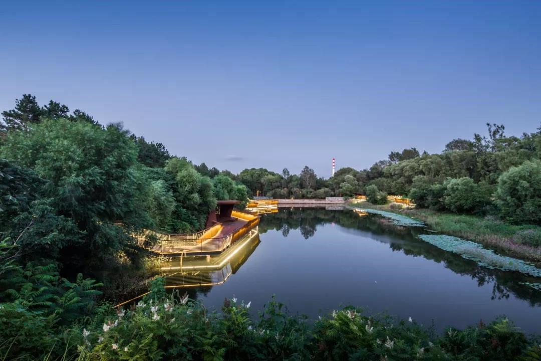 水文化生态园